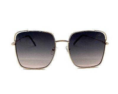 Óculos de Sol Ferrovia Metal Feminino Proteção UVB/UVA 2021
