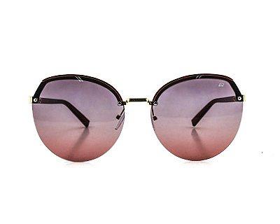 Óculos de Sol Ferrovia Feminino Metal Proteção UVB/UVA 2021