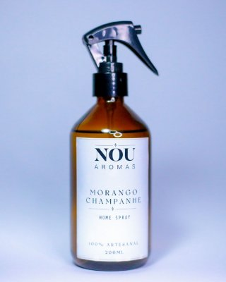 Home Spray - Morango Champanhe