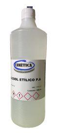 RC-0054 - ALCOOL ETILICO (ETANOL) 95% (0,795G/L) (ONU 1170, 3, II) - LITRO