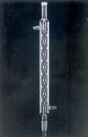 Condensador Bola Allihn com Uma Junta Esmerilhada