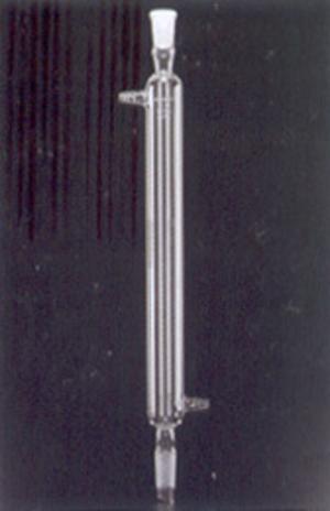 Condensador Reto Liebig com Duas Juntas Esmerilhadas
