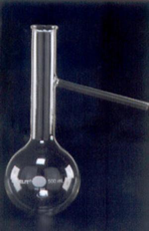 Frasco para Destilação com Saída Lateral