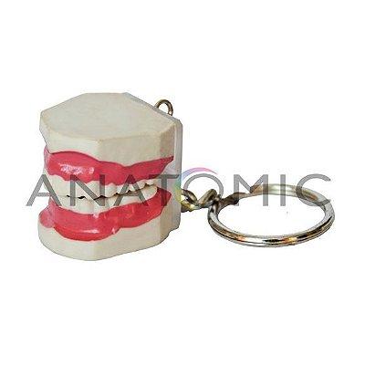 Chaveiro Arcada com Língua TGD-0185-G