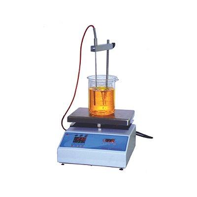 Agitador Magnético Microprocessado com Aquecimento
