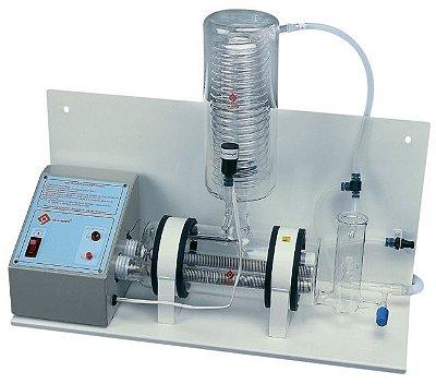 Destilador de Água em Vidro