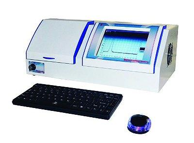Espectrofluorímetro UV-Vis