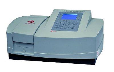 Espectrofotômetro UV-VIS Duplo feixe com Varredura