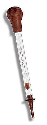 5783.1 – Lactodensímetro – calibrado a 15°C segundo Quevenne – escala 15/40