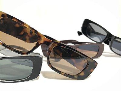Óculos Retrô Retângulo