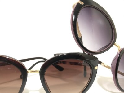 Óculos Half-Cat