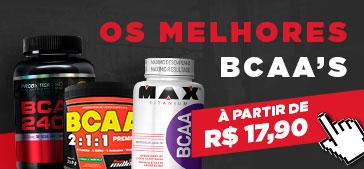 BCAA preço promoção