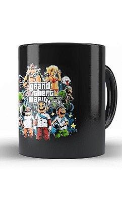 Grand Theft Mario V -GTA