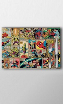 Jogo Americano Spider Man Comics