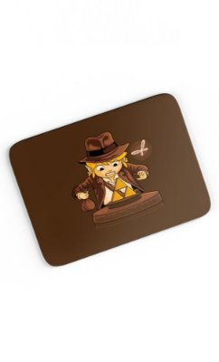 Mouse Pad Indiana Jones Zelda