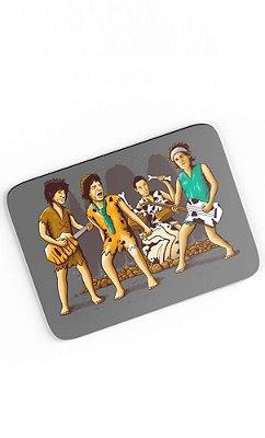 Mouse Pad Rolling Stones Flintstones