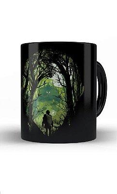 Caneca Zelda Florest