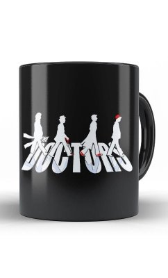 Caneca The Doctors