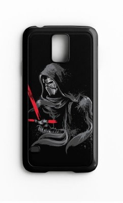 Capa para Celular Star Wars Darth Vader Galaxy S4/S5 Iphone S4