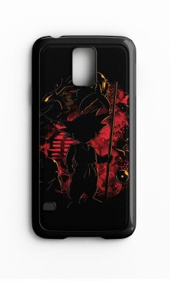 Capa para Celular Dragon Ball Galaxy S4/S5 Iphone S4