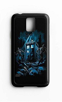 Capa para Celular Terminator Galaxy S4/S5 Iphone S4