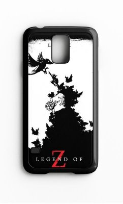 Capa para Celular Legend Of Zelda Galaxy S4/S5 Iphone S4