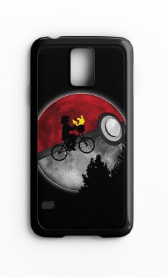 Capa para Celular Pokemon Galaxy S4/S5 Iphone S4