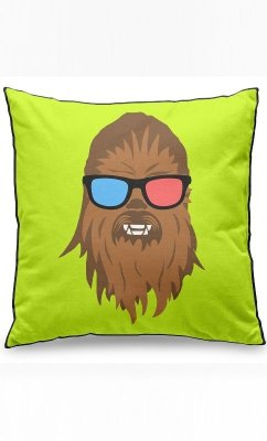 Almofada  Almofada Geek Side - Chill Bacca