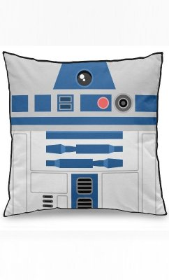 Almofada Star Wars  Geek Side Faces - R2