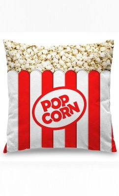 Almofada Popcorn Pipoca Presentes Criativos