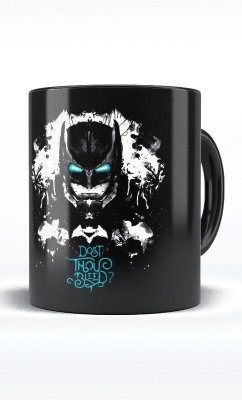 Caneca Batman Dost Thou Bleed