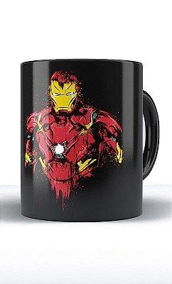 Caneca Iron Man