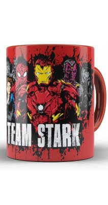 Caneca Marvel Comics War Machine