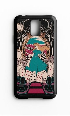 Capa para Celular Alice Galaxy S4/S5 Iphone S4