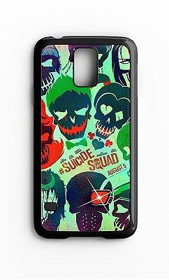 Capa para Celular Esquadrão Suicida Galaxy S4/S5 Iphone S4