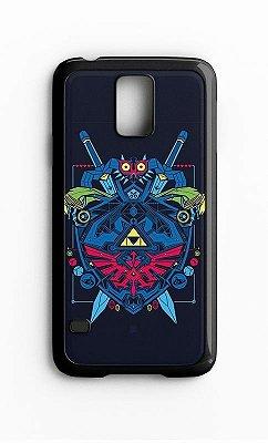 Capa para Celular Zelda Armor Galaxy S4/S5 Iphone S4