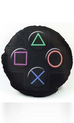 Almofada Gamer Joystick PS3 Presentes Criativos