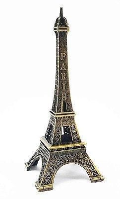 Enfeite de mesa Torre Eiffel Paris - 10 cm Presentes Criativos