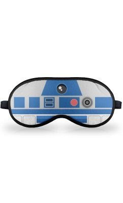 Máscara de Dormir  Star Wars Geek Side Faces - R2