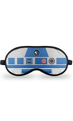 Máscara de Dormir  Star Wars Geek Side Faces - R2