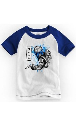 Camiseta Infantil Star Wars Bounty Hunter