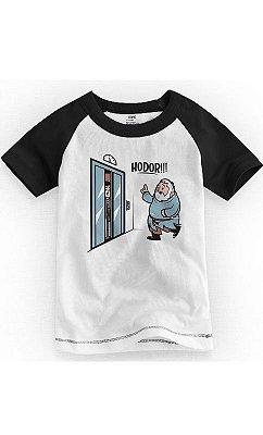 Camiseta Infantil Game of Thrones Hodor 1
