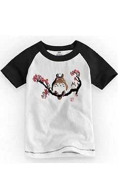Camiseta Infantil My Neighbor Totoro