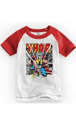 Camiseta Infantil Thor 1