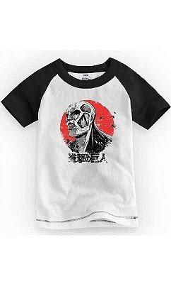 Camiseta Infantil Titan