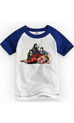 Camiseta Infantil X Men