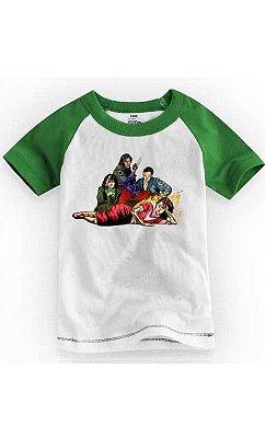 Camiseta Infantil X Men 1