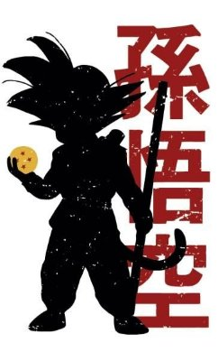 Camiseta Dragon Ball Stars