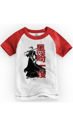 Camiseta Infantil Bleach