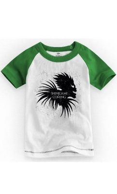 Camiseta Infantil Death Note